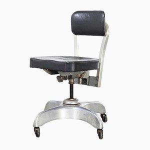 Chaise de Bureau Pivotante en Aluminium par Philippe Starck pour Emeco, 1950s