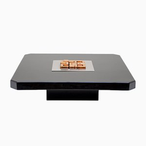 Nr. 8/100 Coffee Table by Georges Mathias, 1970s