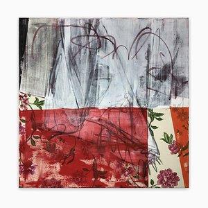 Rideaux Inclus, Peinture Abstraite, 2020
