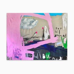 Peinture Abstraite Earthburned, 2020