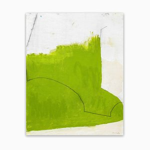 Adjacent 2, Abstract Drawing, 2014