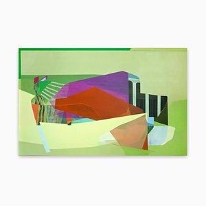 SBC 195, Peinture Abstraite, 2016