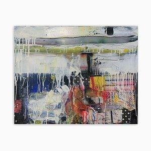 Peinture Abstraite Milbrook Rose, 2020