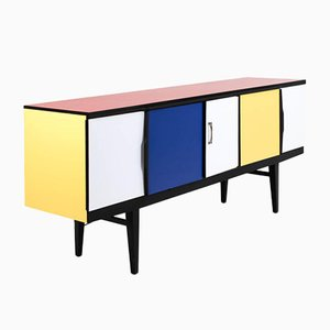 Mid-Century Beautility Cocktail Sideboard