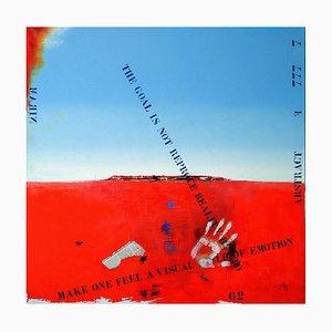 Patrick Marin, Abstraction 3, 2021