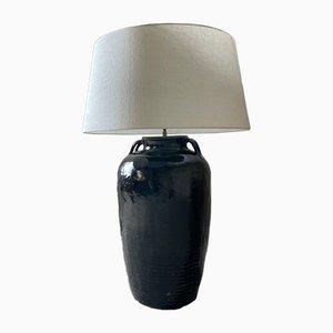 Vintage Pot Lamp