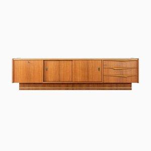Niedriges Sideboard, 1950er