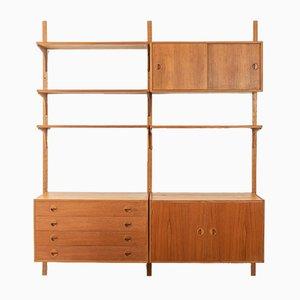 Regalsystem von HG Furniture, 1960er