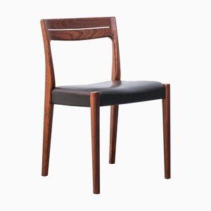 Schwedische Palisander Esszimmerstühle von Svegards Markaryd, 2er Set