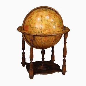 Globe in Wood, 1970s