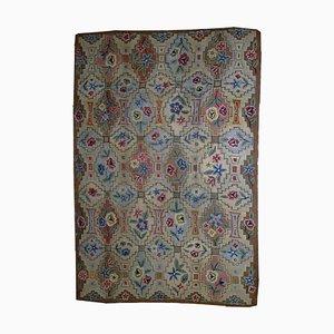 Antiker amerikanischer Teppich, 1880er