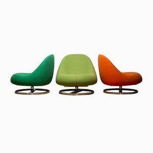 Flow Chairs from Johanson, Set of 3