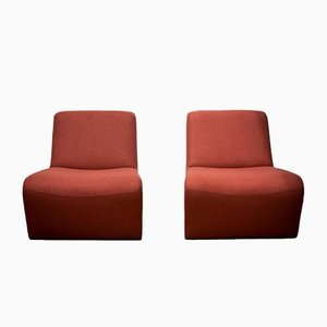 Crack 60 Chairs from Machalke, Set of 2