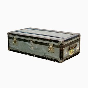 Trunk in Hammered Sheet Metal, 1950s