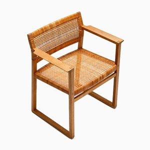 BM62 Chair by Børge Mogensen for Fredericia, Denmark, 1950s