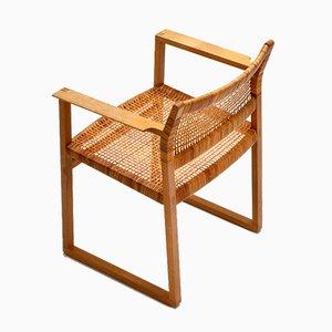 BM62 Stuhl von Børge Mogensen für Fredericia, Dänemark, 1950er