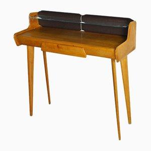 Kleine italienische Schreibtischkonsole im Stil von Ico Parisi, 1960er