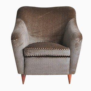 Armchair by Gio Ponti for Casa e Giardino, 1940s