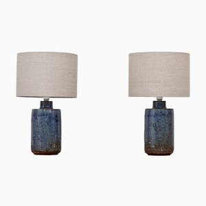 Ceramic Table Lamps by Marianne Westman for Rörstrand, Set of 2