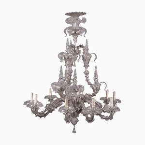 Murano Chandelier with 9 Lights
