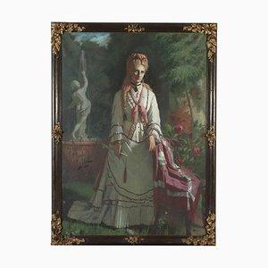 Large Portrait of Noblewoman