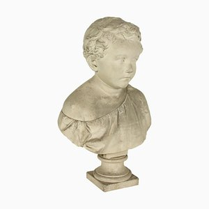 Bust of Child