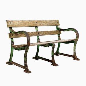 British Railway Bench