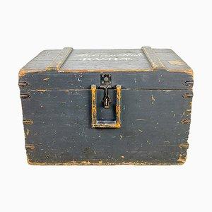 Antique Travel Box