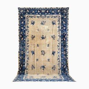 Art Deco Chinese Carpet, 1920s