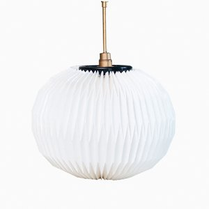 Danish Ceiling Light by Espen Klint for Le Klint, 1960s