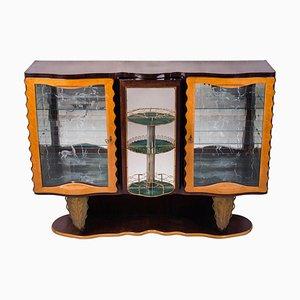 Art Deco Barschrank von Pier Luigi Colli, 1930er