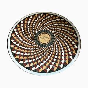 Italian Marble Centre Table by Pietra Dura