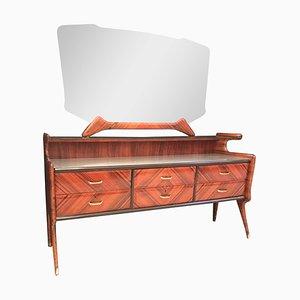 Mid-Century Italian Dresser with Mirror