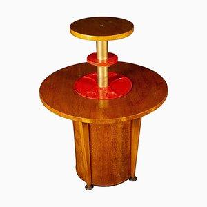 Mid-Century Curious Bar Table
