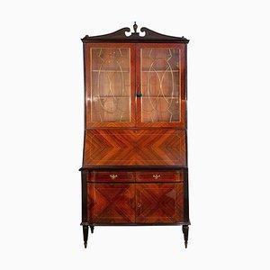 Italian Cabinet Bookcase by Paolo Buffa, 1950s