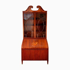 Mid-Century Trumeau Bookcase or Cabinet by Paolo Buffa, 1940