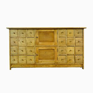 Pine Chest of Drawers, 1940s