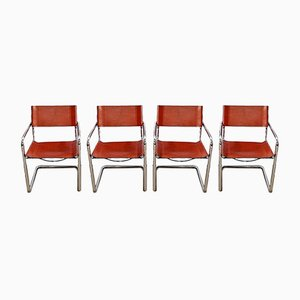 Chairs by Matteo Grassi, 1960s, Set of 4