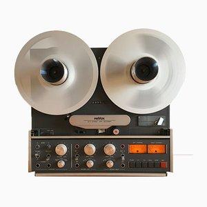 B77 Tape Redcorder y Stereo de Revox