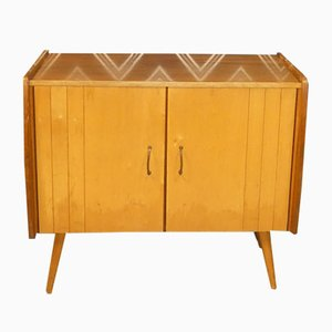 Small Chest of Drawers Hall Furniture, 1950s