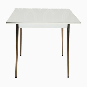 Chrome & Resopal Kitchen Table, 1960s
