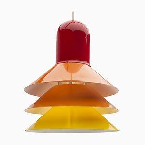 Rainbow Pendant Lamp from Lyskær Belysning