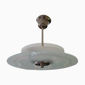 Art Deco Saturnus Ceiling Lamp, 1920s