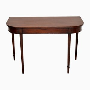 Antique Georgian Console Table