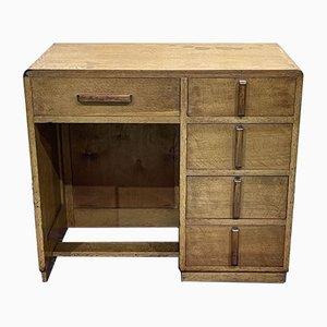 Oak Office Desk, 1930s