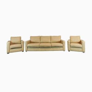 Sofa & Armchairs from Bespoke Pekalp of London, Set of 3
