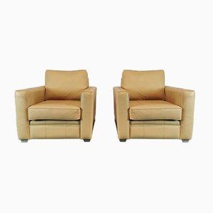 Armchairs from Bespoke Pekalp of London, Set of 2
