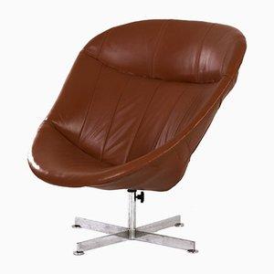Modello Swivel Chair by Rudolf Wolf for Spirit Noordwolde, 1960s
