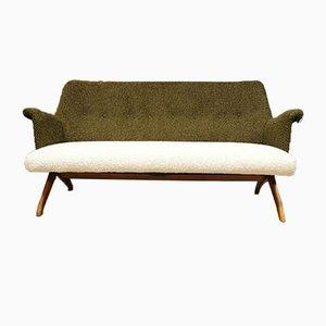 Vintage Sofa Bank von Theo Ruth für Artifort
