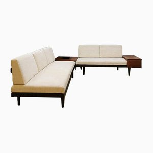 Scandinavian Lounge Set by Ingmar Relling, Set of 2